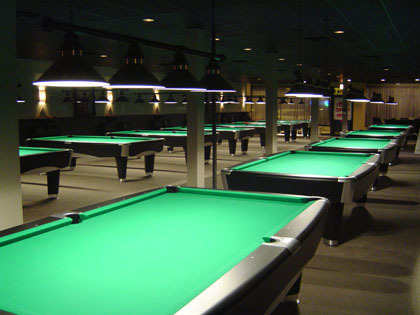 City Of Chicago Hosts Billiards Tour